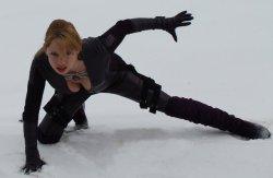 Jill Valentine Retribution Cosplay by CosplayCandy