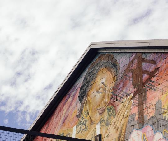 Los Angeles murals, street art in LA, Los Angeles street art, LA murals Los Angeles California murals DTLA murals