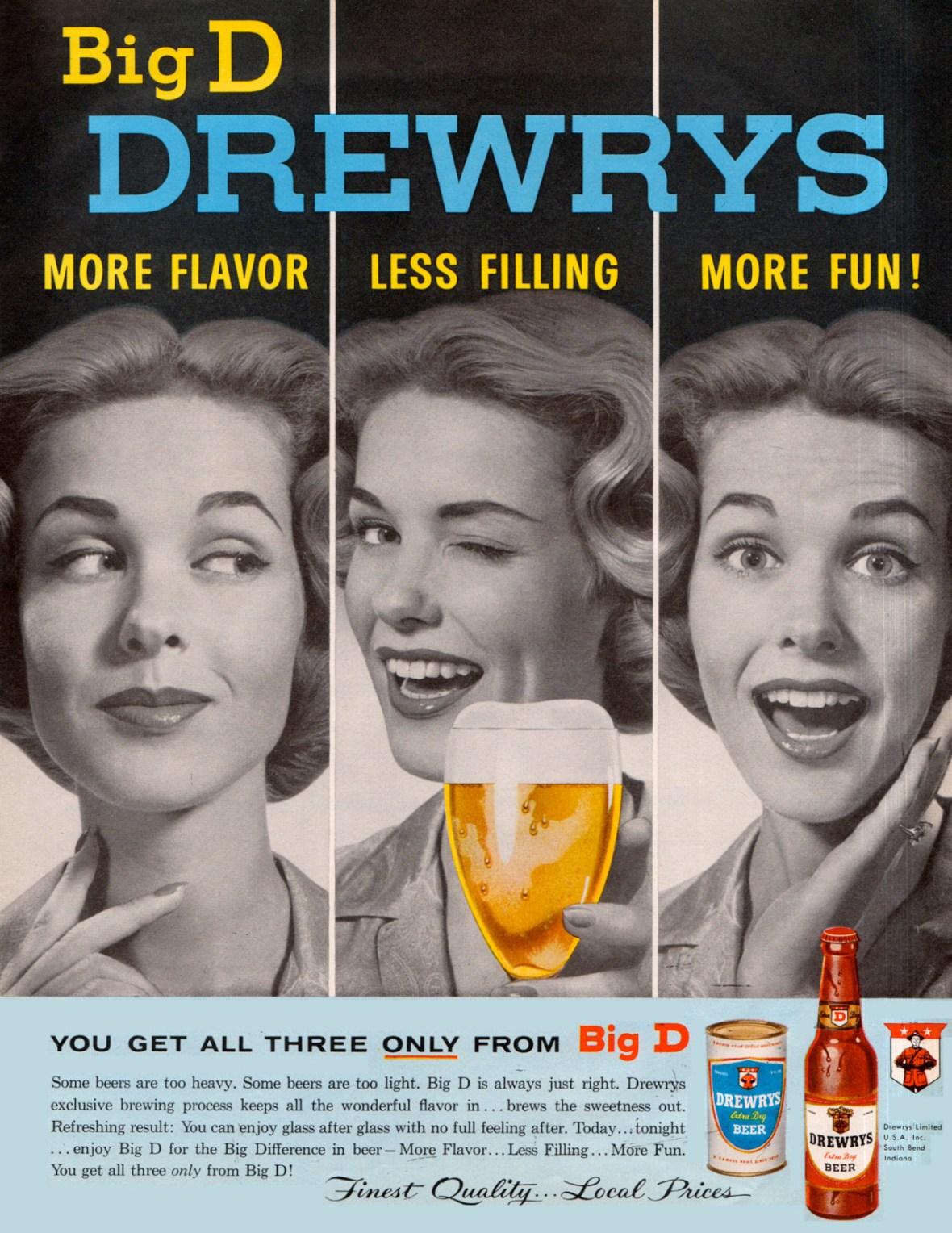 Drewrys - 1961