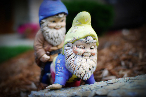 """popelizbet-blog: """" michi-draconis: """" shitroughdrafts: """" April 8, 2015 Dear Mr. Kerin, It was brought to my attention by your neighbor, John Flink, that you have two garden gnomes on your front lawn that that were not approved by the HOA before..."""