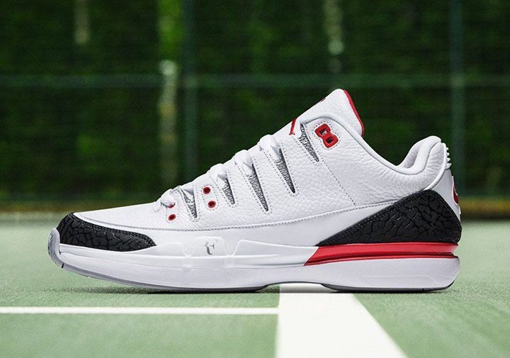 Federer's other US Open shoes: