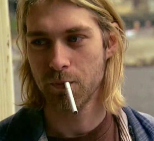 Kurt Cobain On Tumblr