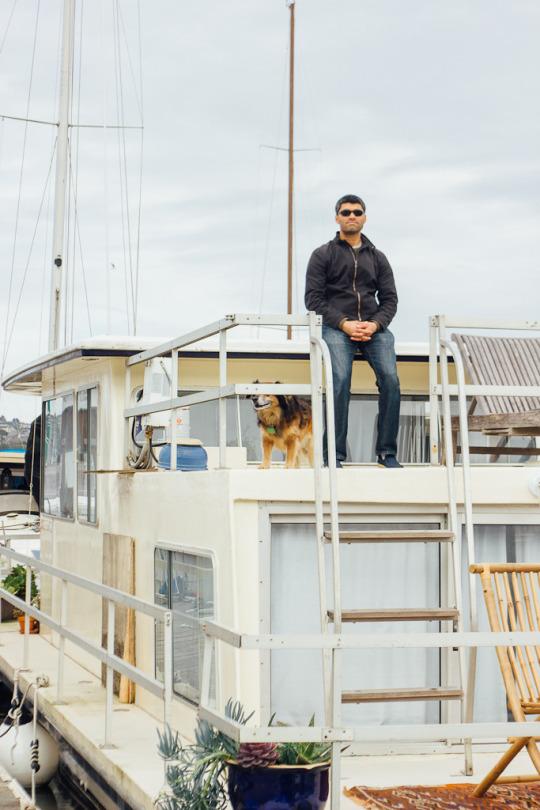 dog friendly sausalito, sausalito dog friendly houseboat