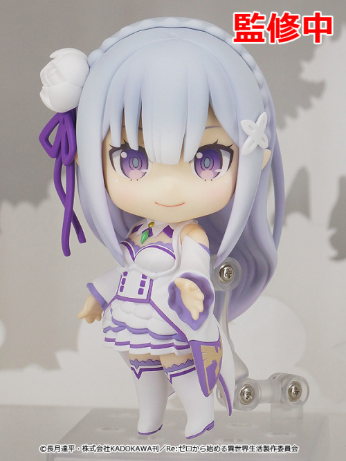 Good Smile CompanyRe:ZERO -Starting Life in Another World- Nendoroid Emilia