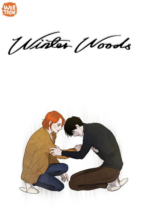Image result for winter woods webtoon