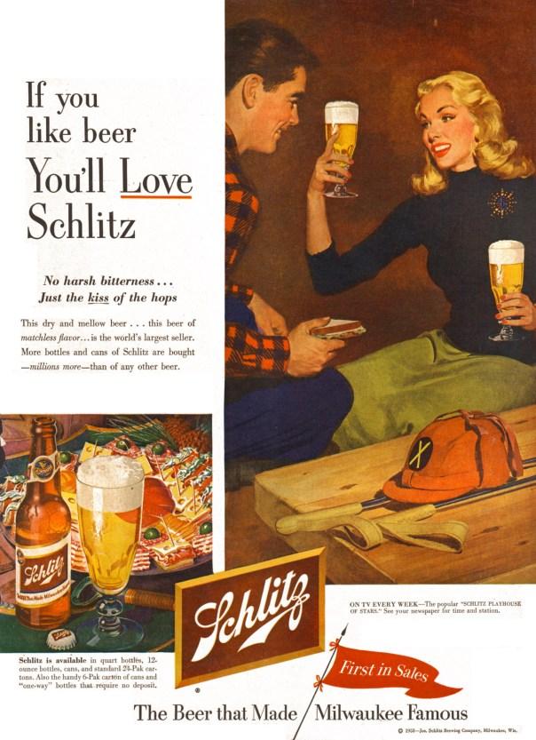 Schlitz - 1953