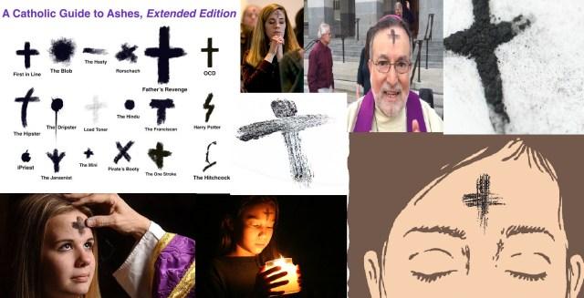Christians Use Bhasma as well