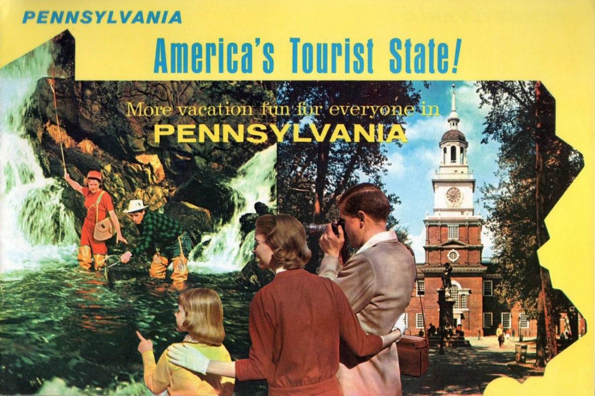 Pennsylvania: America's Tourist State! - 1962