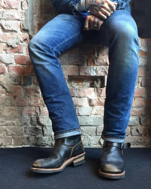 Celebrity Red Wing Shoes