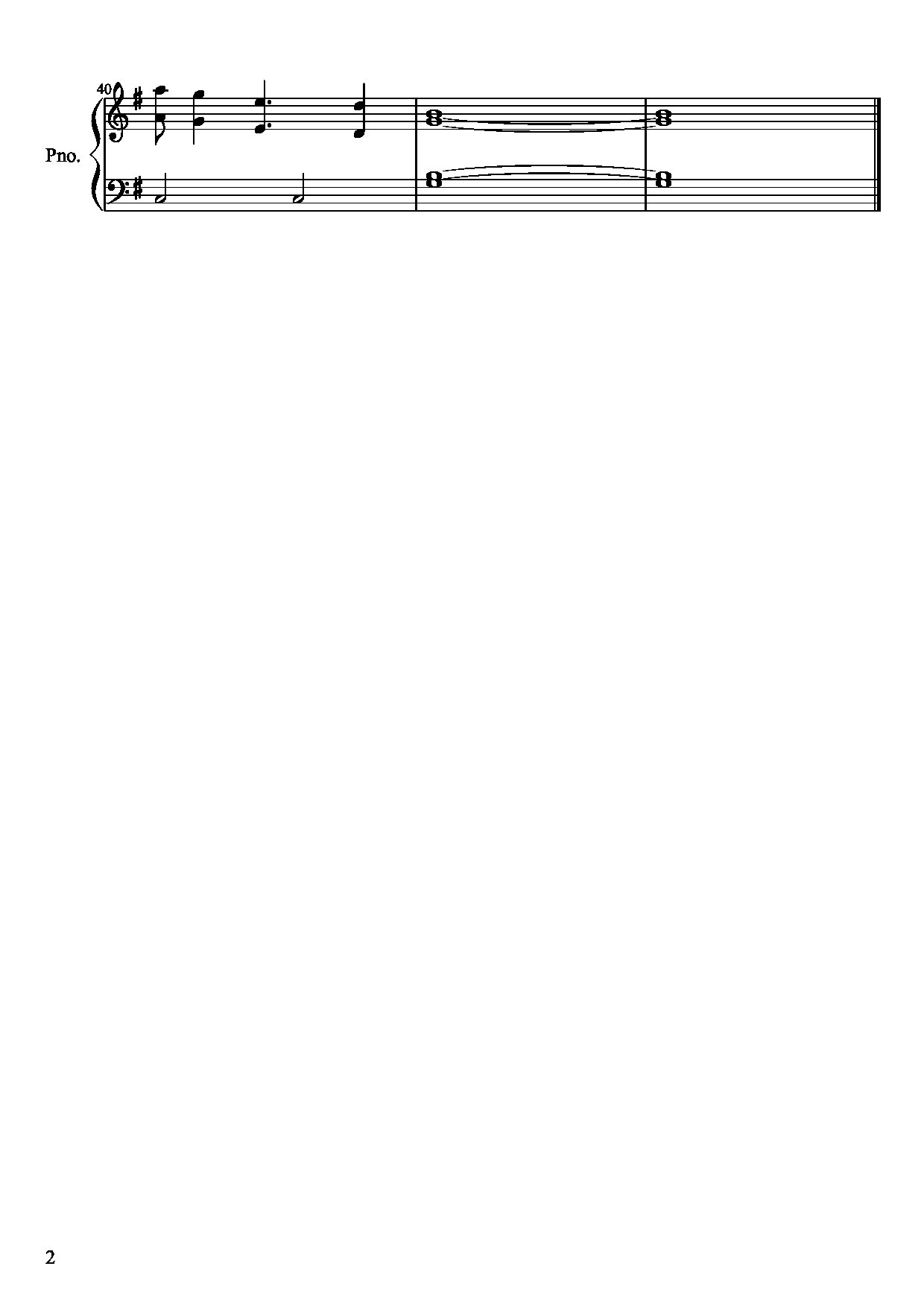 As Promised Here Is The Truce Sheet Music