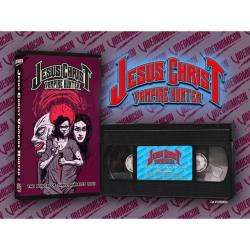 VNR0004: Jesus Christ Vampire Hunter (2001) Limited Edition #VHS now on sale!Get yours today at http://store.videonomicon.com today! #Videonomicon #VHSCU