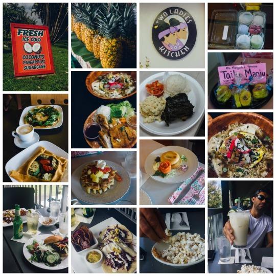 Where to eat on Big island, Big Island restaurants
