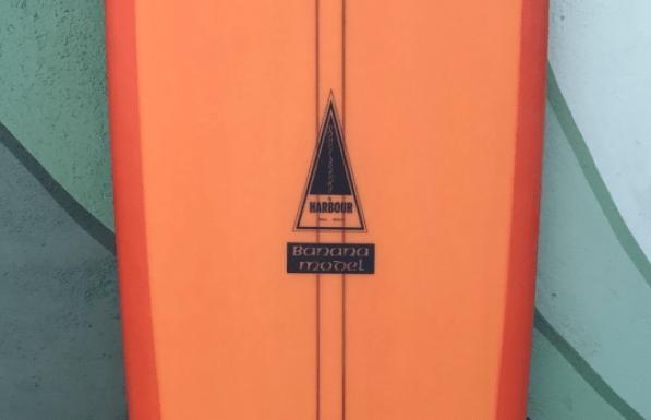 Harbour Banana Model logo