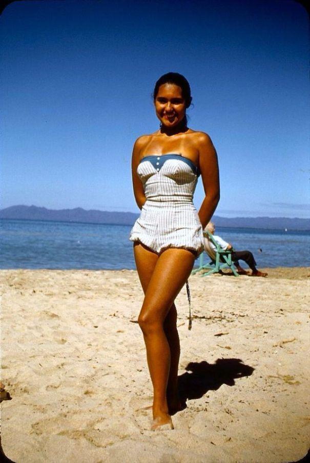d7b1932386206 One-Piece Swimwear: The most popular bathing suit for women in ...