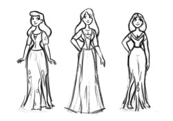 Some old conceptart from our graduation short Cursed which you can finally watch online here!