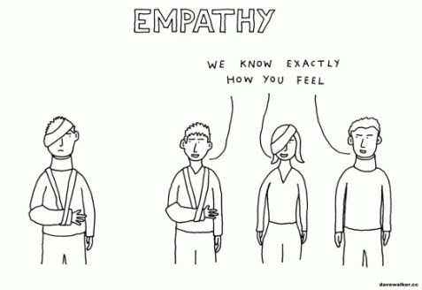Image result for empathy tumblr