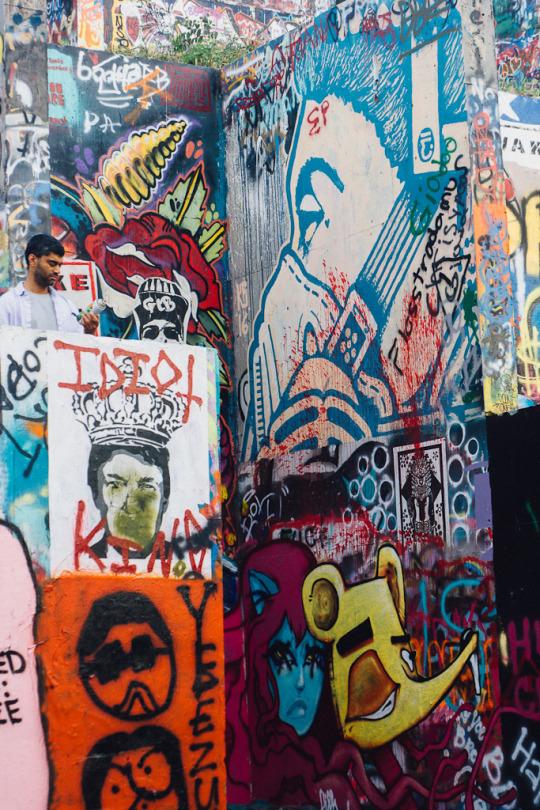 fun things to do in Austin, Graffiti park