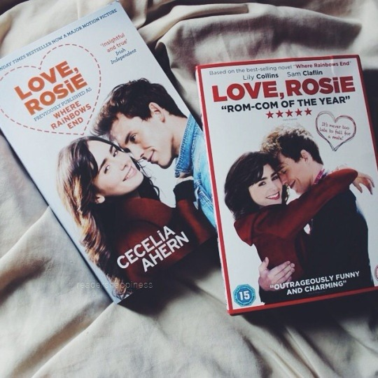 Резултат с изображение за love, rosie book tumblr