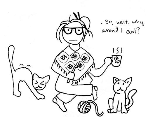 Millennial Crocheter