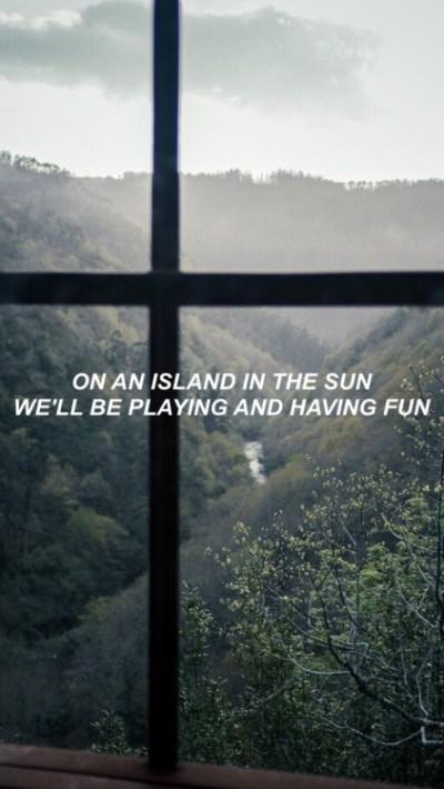 weezer island in the sun | Tumblr