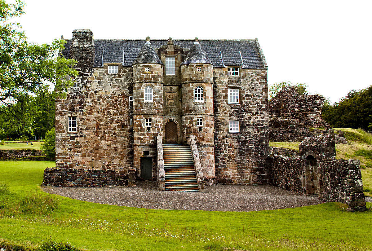 Rowallan Castle, ScotlandThis grand Renaissance mansion is based around a late 13th century tower house. Extended over the centuries that followed, it was the home of the influential Muir family who counted writers, historians, and composers amongst...