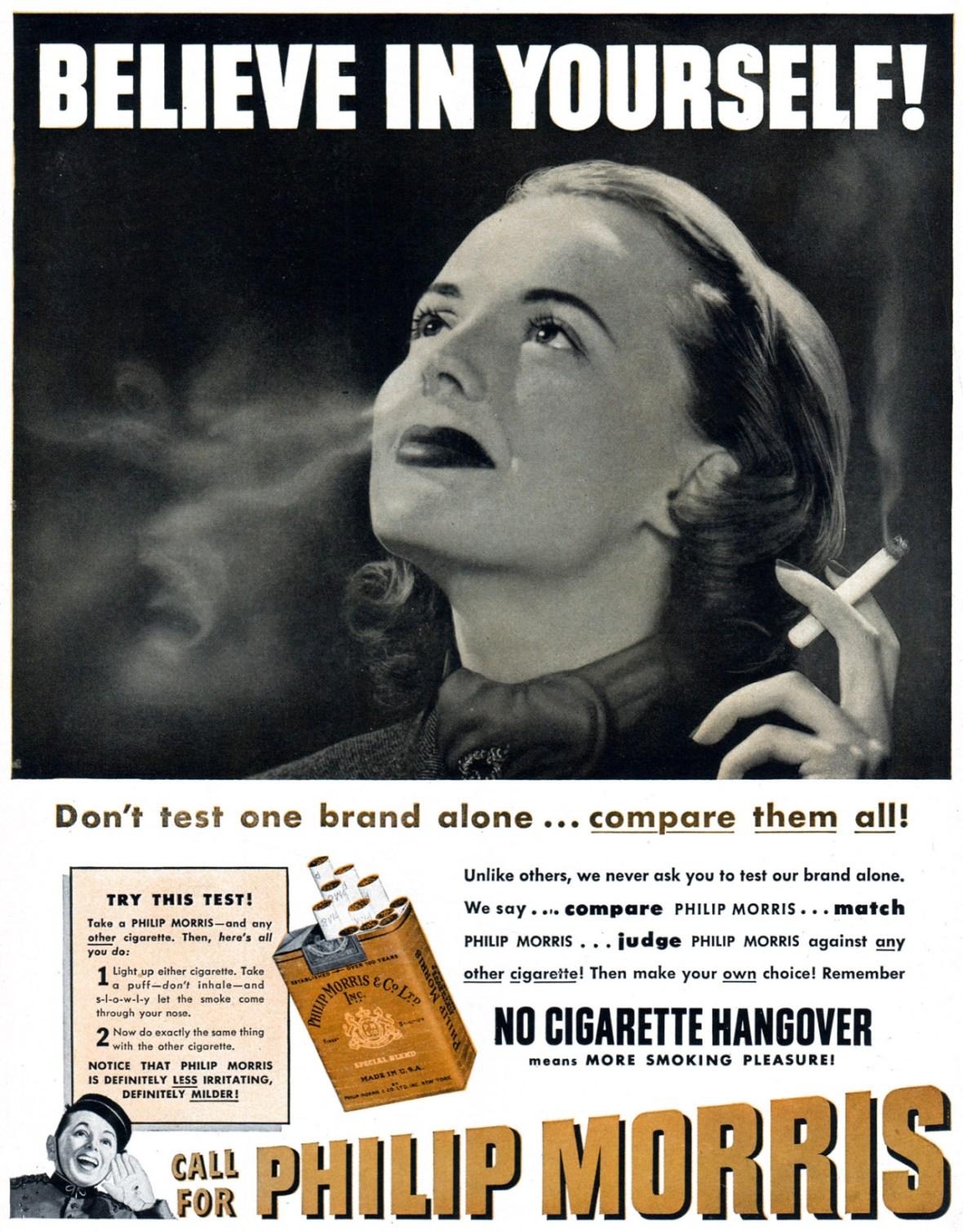 Philip Morris - 1951