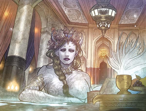 Image result for monstress issue 9