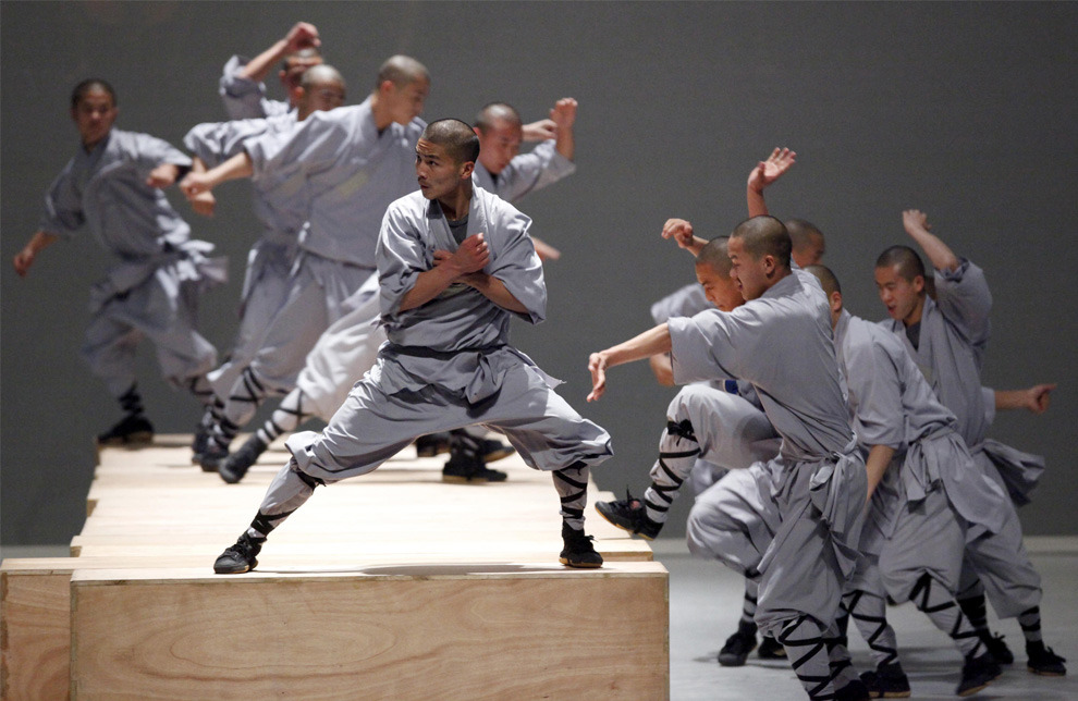 BOSTON BIG PICTURE Our teacher says that martial arts…