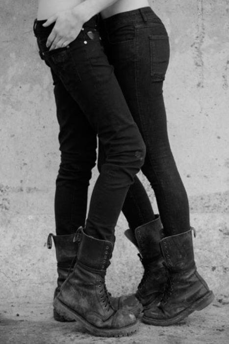 skinny lesbians tumblr