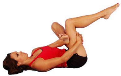 Image result for Piriformis Stretch