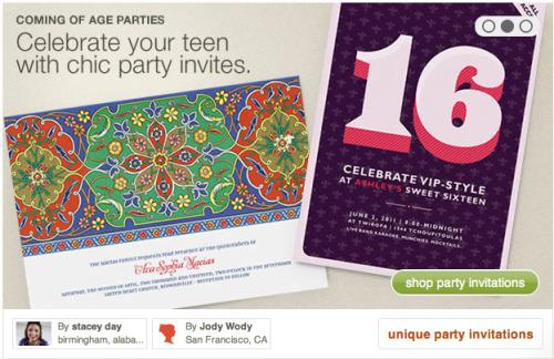 Birthday Invitations Tumblr