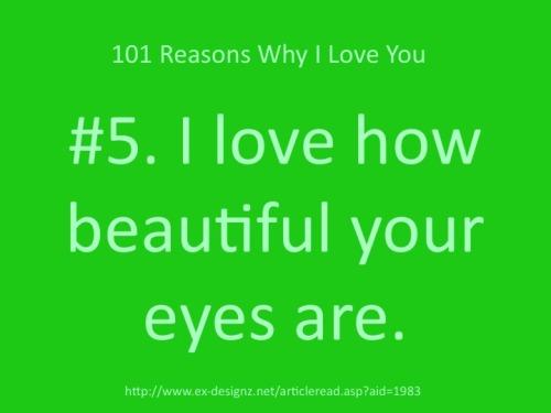 500 reasons why i love you