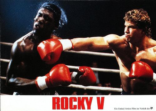 Tommy Gunn Ita Vs 5 Rocky Rocky