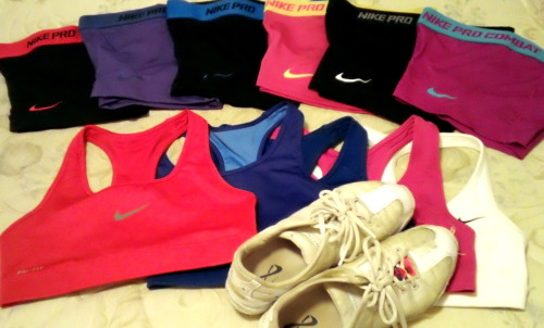 Nike Pro Combat On Tumblr