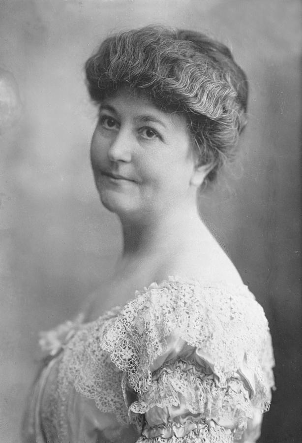 Woodrow Wilsons First Wife