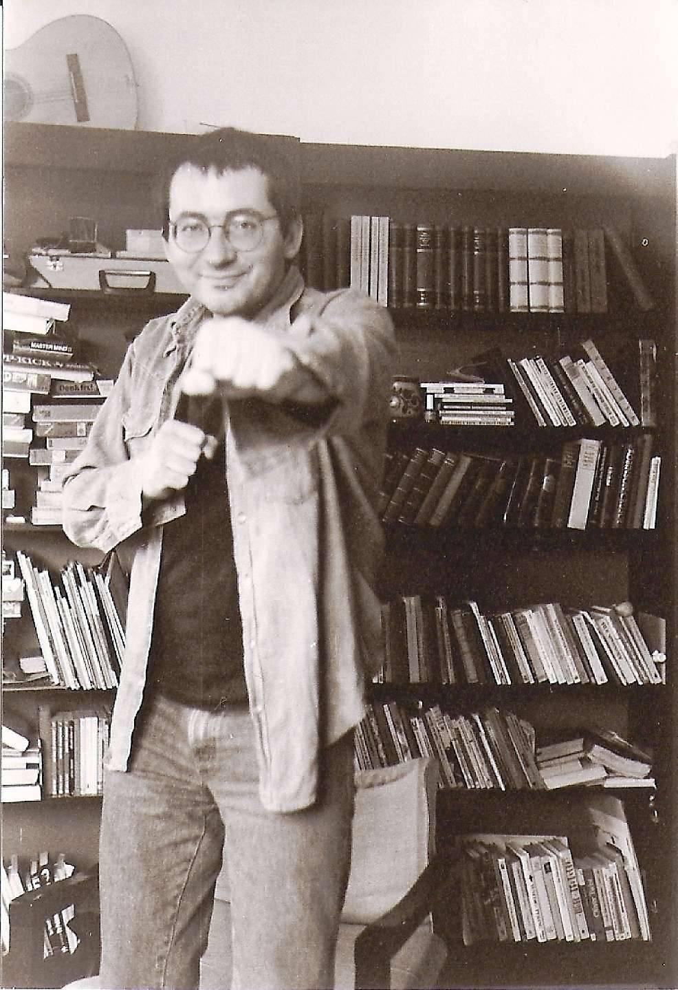 Fausers Nächte. Kampflustig. Jörg Fauser in Berlin, 1983