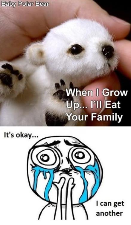 Meme Crying Its So Cute