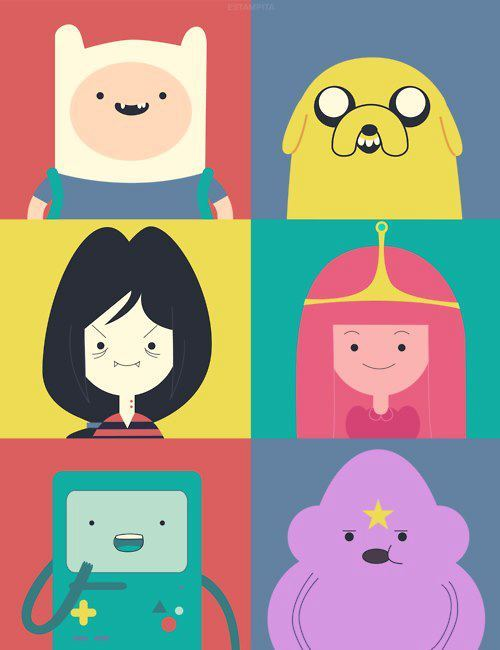 Finn And Fionna Adventure Time Wallpaper Hd