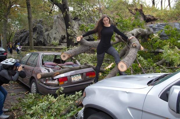"""nanagouveaemdesastres: """" Furacão Sandy, Nova Iorque (2012). Siga no Facebook. """""""