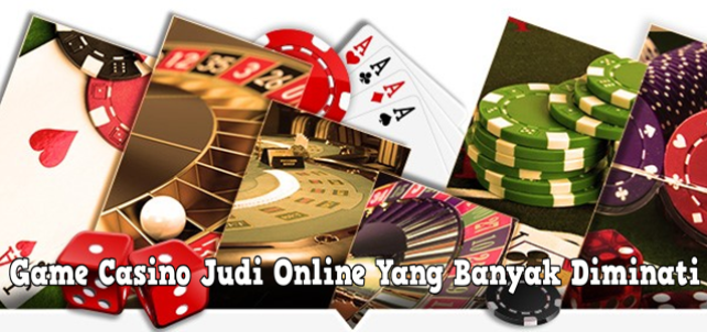 Game Casino Judi Online