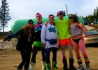 80's day Bridger Bowl