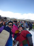 Big Sky Pond Skim
