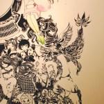 グループ展 散開目 - ヒノキさんの作品