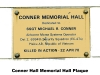 conner-plaque