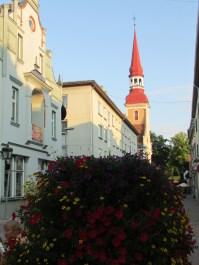 Parnu city center