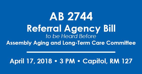 AB2744 - April 17 Hearing