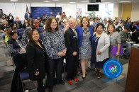 6Beds leaders with Assemblymember Eloise Reyes