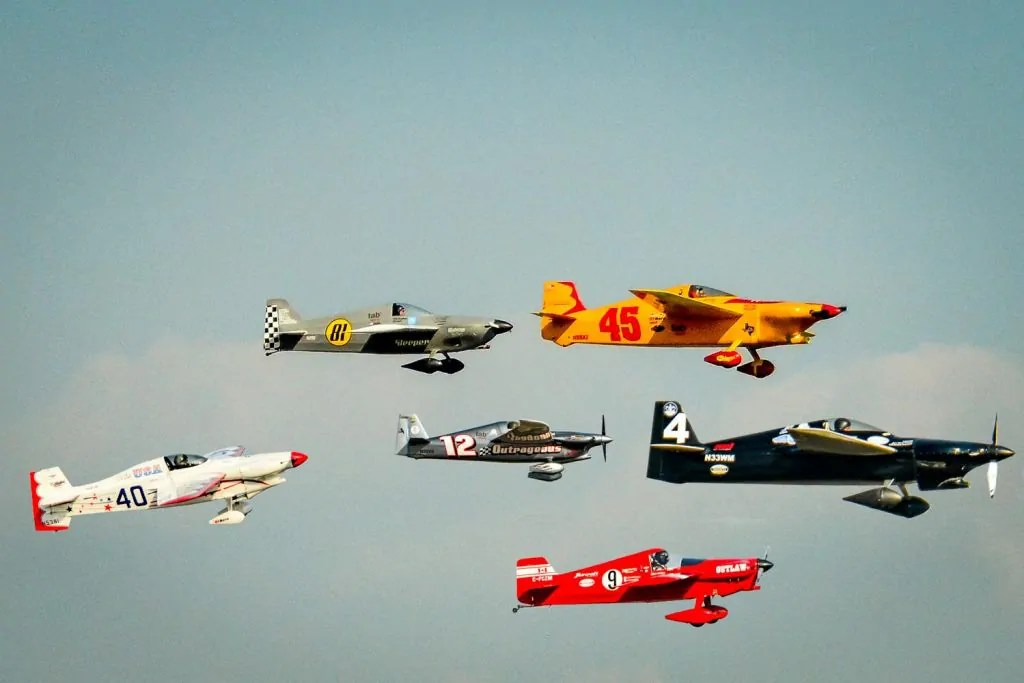 AirRace 1 U-Tapao event