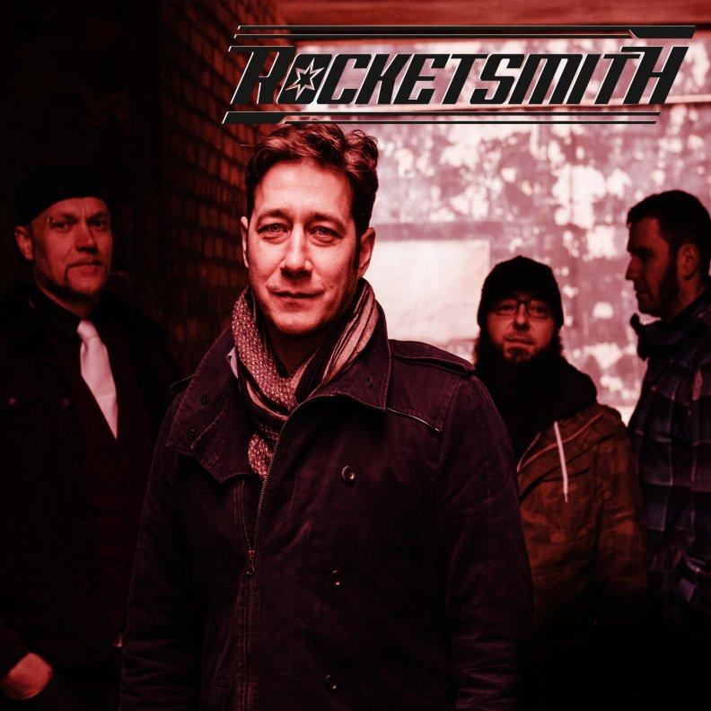Rocketsmith - Band Promo shot