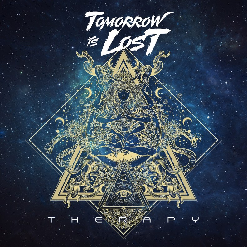 Tomorrow Is Lost - Therapy album cover art